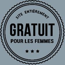 Site entièrement gratuit pour les femmes